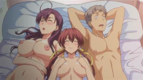 anime yuri harem