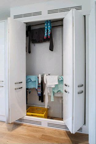 Drying Cupboards by Drying Cupboard Interior House In 2019 Laundry