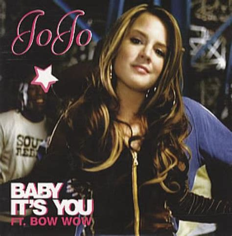 jojo baby   european promo  cd single babycj
