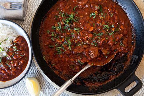 lamb stew bursting  flavour