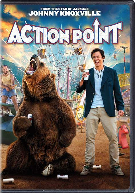 Action Point DVD Release Date August 21, 2018