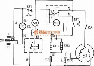 Wanbao Bcd148 Frost-free Refrigerator Circuit