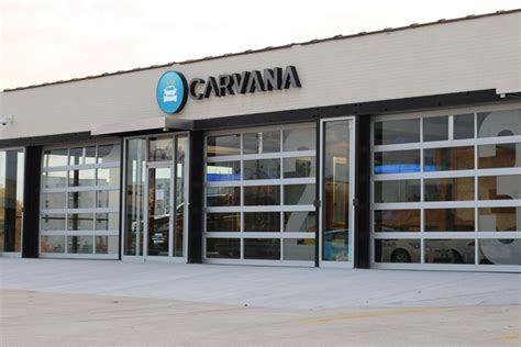 Carvana's Usedcar Vending Machine Is A Novel Idea News