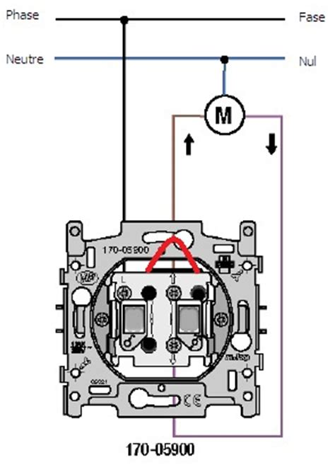 interrupteur pour le de bureau problème interrupteur volet niko