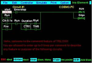 Free  The Ladder Logic Editor Software With Simulator