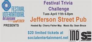 Festival International presents 'Festival Trivia Challenge ...