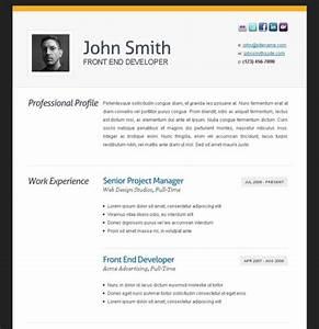 Varieties Resume Templates And Samples