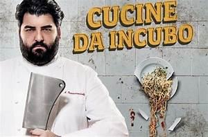 Cucine da incubo antonino cannavacciuolo parte con la for Cucine da incubo nuovi episodi 2018