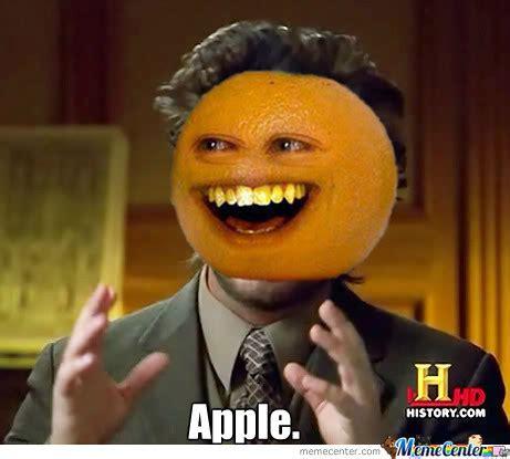 Orange Memes - annoying orange by ihatestairs17 meme center