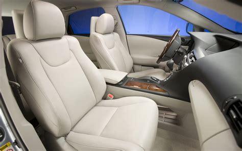 lexus rx interior 2012 2012 lexus rx 350 interior 181187 photo 27 trucktrend com