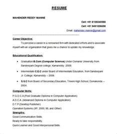 resume in format best resume formats 47 free sles exles format free premium templates