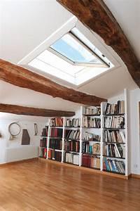 Fenetre De Toit Sur Mesure : poser une fen tre de toit sans monter sur le toit ~ Premium-room.com Idées de Décoration