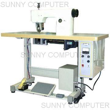roll seam ultrasonic sealingcutting machine taiwantradecom