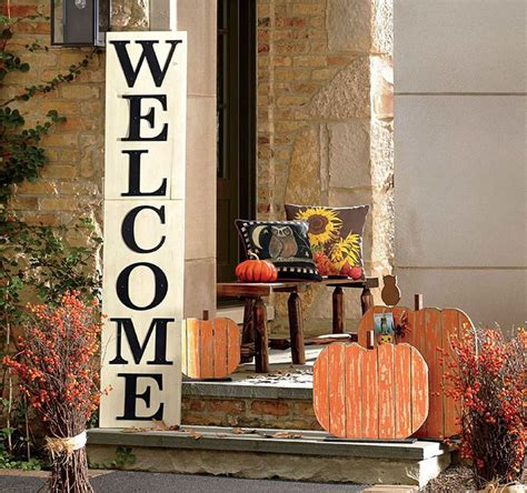 27 Best Images About Fall Accents For Your Front Porch On