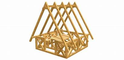 Bauen Holz Bauplan Selber Spielhaus Gartenhaus Gartenlaube