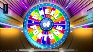 wheel of fortune powerpoint template professional With wheel of fortune powerpoint template download