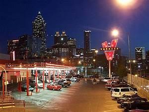 "Atlanta, Georgia - The iconic fast food restaurant ""The ..."