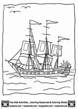 Pirate Coloring Pages Ship Sunken Ships Drawing Template Print Viking Sailing Sketch Printable Getdrawings Comments Getcoloringpages sketch template