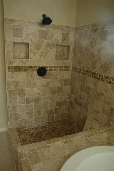 Bathroom Tiles Ideas by 17 Best Images About Shower Tile Ideas On