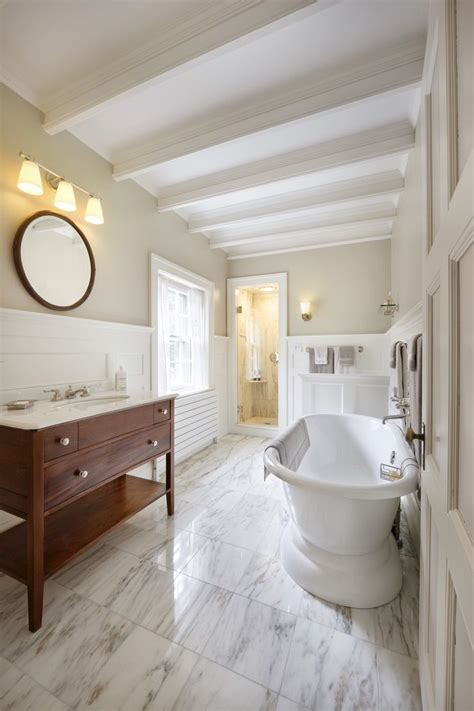 elegant bathroom winchester  remodels