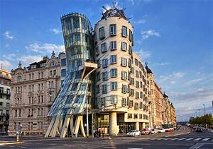 Dancing House, Czech Republic 19 Must-See Eastern