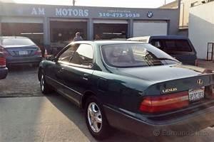 1996 Lexus Es 300 Long Term Road Test