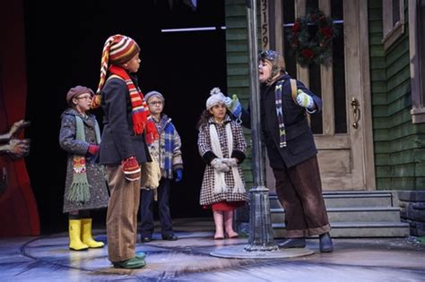 'a Christmas Story' At The Cleveland Play House
