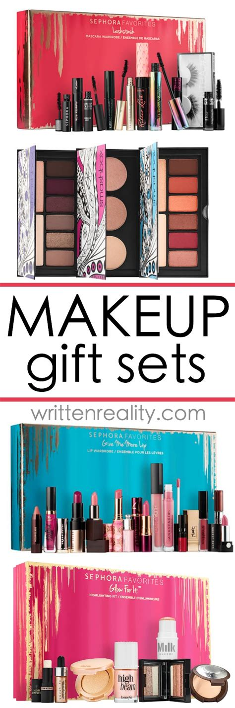 best ever christmas makeup gift sets 2017 written reality