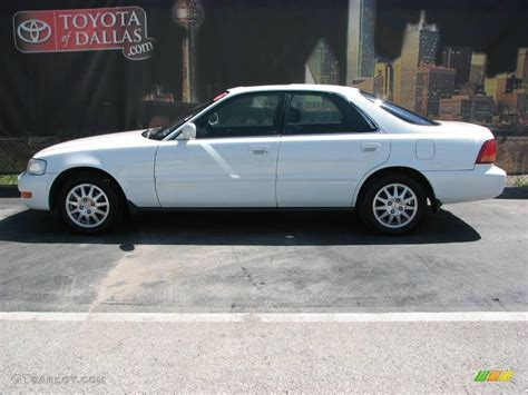 1998 Acura 2 5 Tl by 1998 Cayman White Pearl Metallic Acura Tl 2 5 7788824