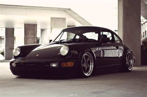 stanced porsche 964 porsche 964 cars move us