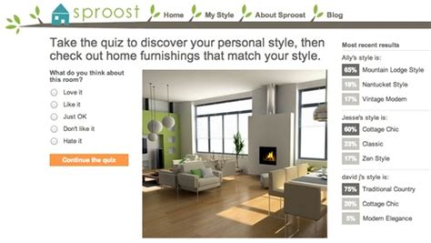 interior design style quiz newsonairorg