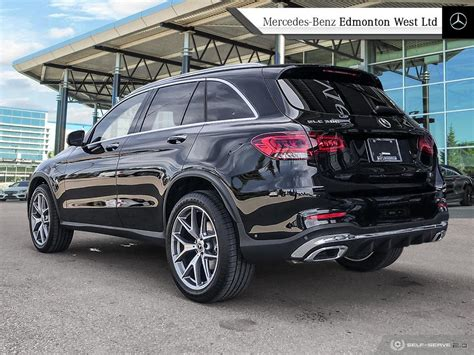 The sweet little hauler seats a family of five and is a ton of fun to drive. New 2020 Mercedes Benz GLC-Class 300 4MATIC SUV SUV in Edmonton, Alberta