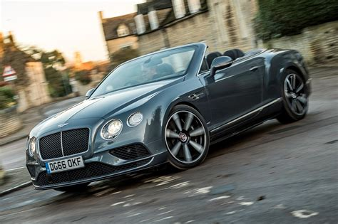 Bentley Continental Gt V8 S Convertible Long-term Test