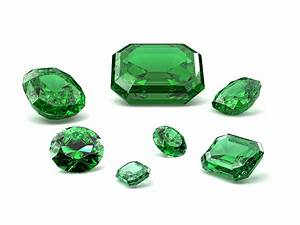Emerald - Birthstone of the Month (May)