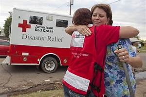 Disaster response under way in Oklahoma   American Red ...