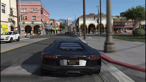Gorgeous, Photorealistic Gta 5 Mod Can (probably) Run On