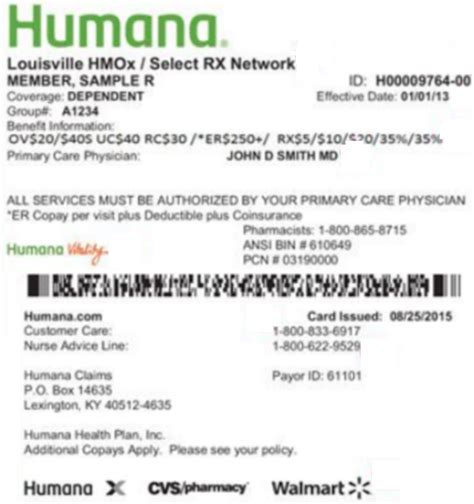 humana customer service phone number how to pay your humana bill myhumana informerbox