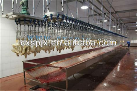 chicken slaughtering machine halal poultry slaughter equipment processing machinery buy