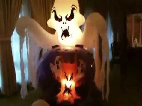 cool indoor blow up halloween decorations youtube