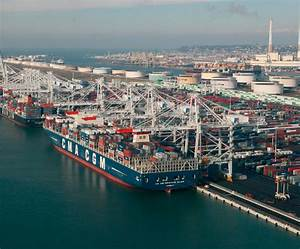 Visite annuelle du Port du Havre Master Asie