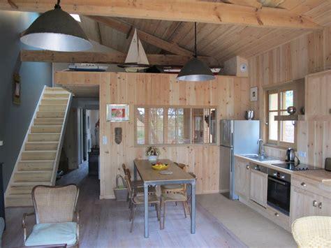 transformation cuisine cap ferret architecte une villa transformée en 3 cabanes