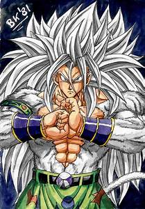 Dragon Ball Z: Super Saiyan 5