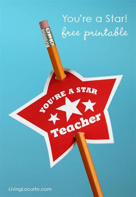 youre  star teacher printable printables  mom