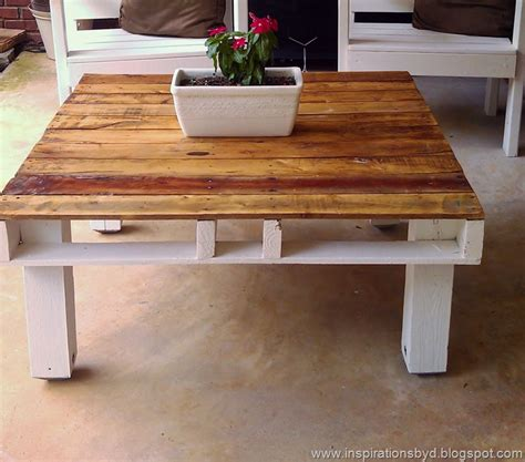 There's a supply list, written directions, and detailed color photos so you can make this coffee table too. 11 DIY Pallet Coffee Tables For Any Interior - Shelterness