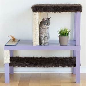 Lack Tisch Hack : make a homemade cat condo by brittany goldwyn live creatively ~ Yasmunasinghe.com Haus und Dekorationen