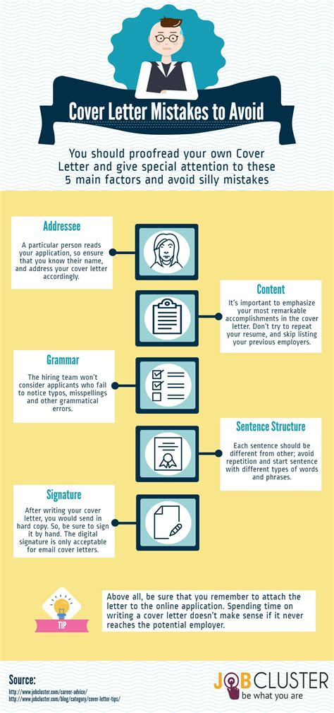find te errors in cover letter how to write a cover letter