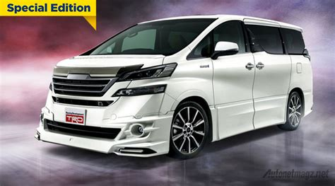 Review Toyota Vellfire by Toyota Alphard Vellfire Review