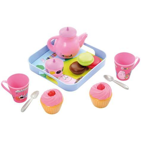 jeux de cuisine de cake plateau cup cake barbapapa achat vente dinette