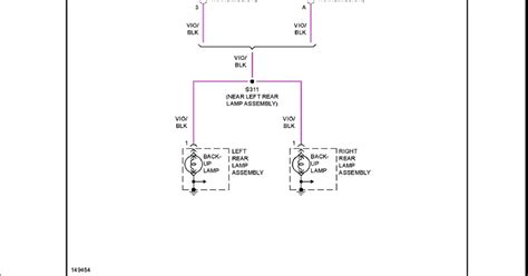 2002 Jeep Wrangler Wiring Schematic by 2002 Jeep Wrangler Se System Wiring Diagrams Back Up Ls
