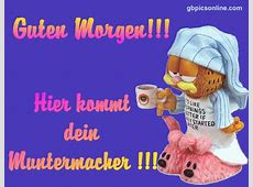 Guten Morgen!!! Hier kommt dein Muntermacher!!! Bild